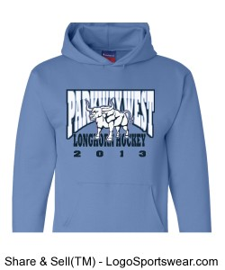 Columbia Sweatshirt Design Zoom